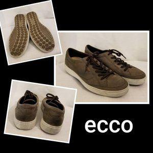 Ecco Gray Sneakers 12